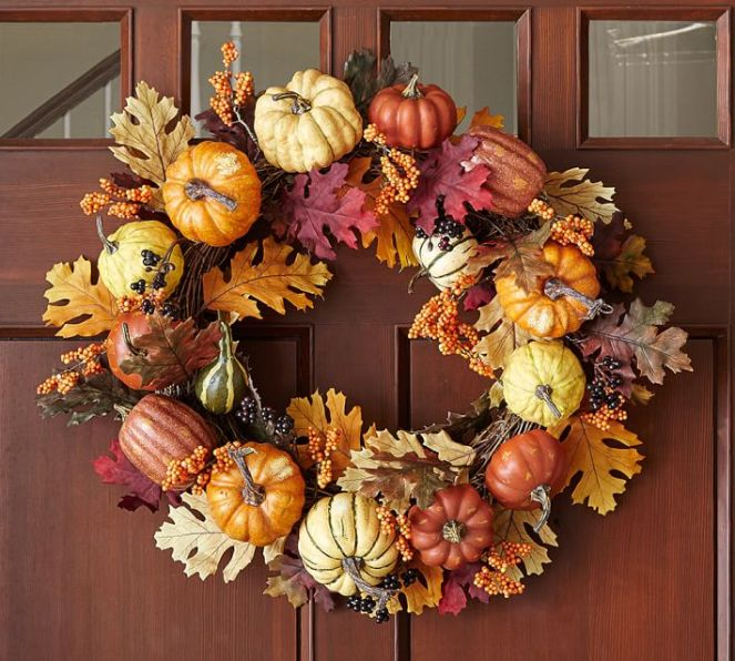 harvest-pumpkin-wreath-o
